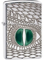 SKU-28807 ARMOR DRAGON EYE ZIPPO LIGHTER