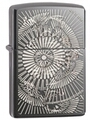 SKU-29421 LASER ENGRAVED UMBRELLAS ZIPPO LIGHTER