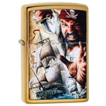 SKU-29781 MAZZI PIRATE ZIPPO LIGHTER