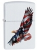 SKU-29418 PATRIOTIC SOARING EAGLE ZIPPO LIGHTER