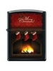 SKU-814475--CHRISTMAS-CHRISTMAS FIRE PLACE ZIPPO LIGHTER