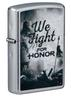 SKU-49243 FOR HONOR ZIPPO LIGHTER