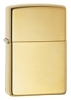 SKU-254B  HIGH POLISH BRASS ZIPPO LIGHTER